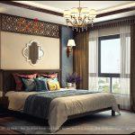Đồ gỗ grand bois trong thiết kế nội thất phòng ngủ
