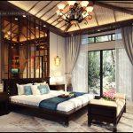 Thiết kế phòng ngủ phong cách Grand Bois