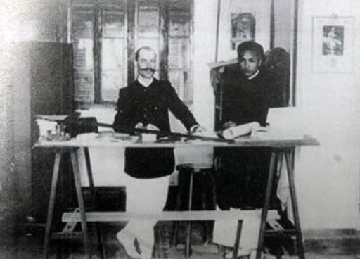 Hébrard được coi là kiến trúc sư khởi nguồn cho phong cách Kiến trúc Đông Dương.