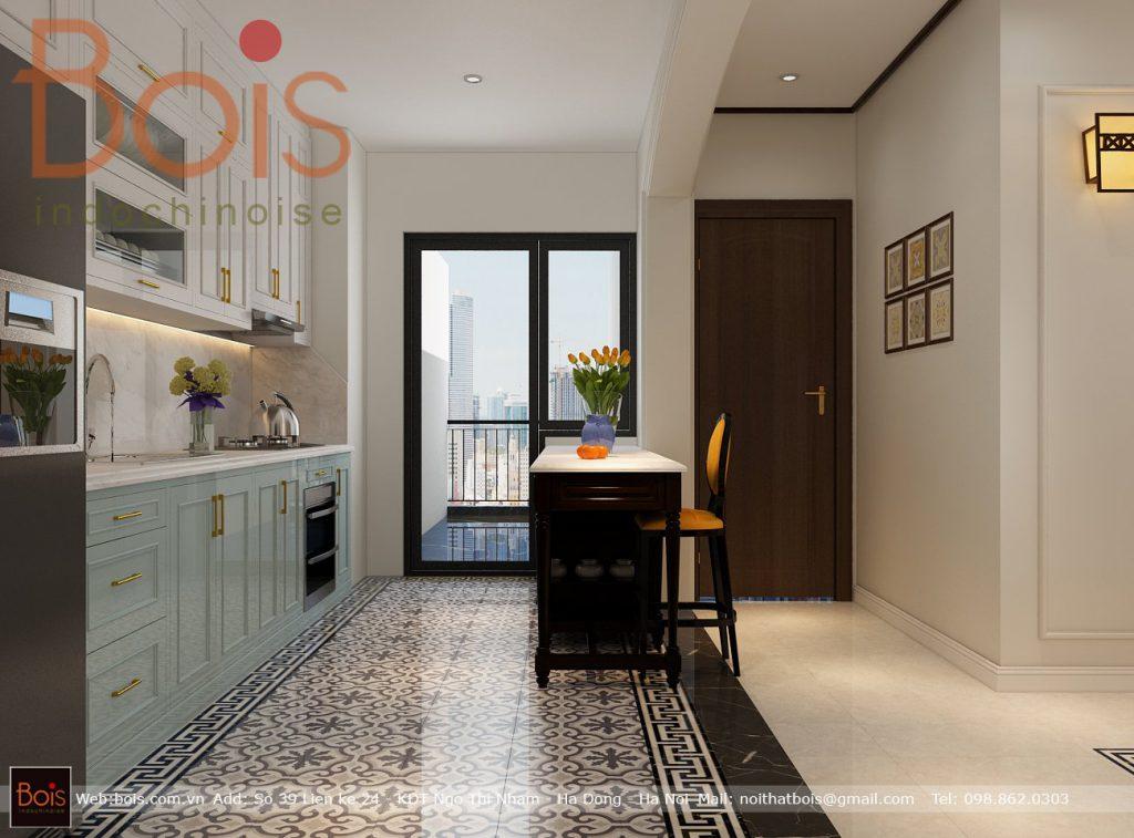Thiết kế cải tạo nội thất chung cư 289 Vinata Khuất Duy Tiến