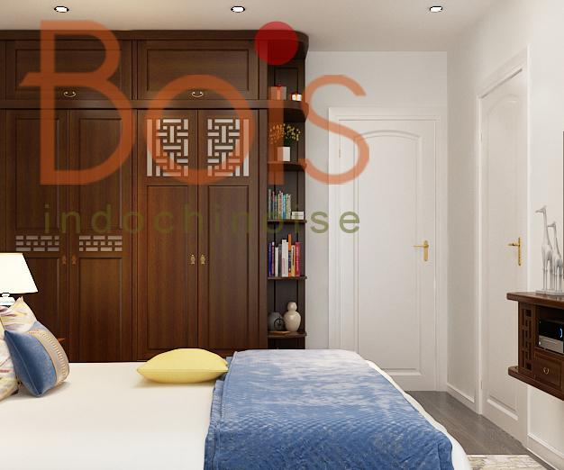 Bois Indochine – địa chỉ thiết kế nội thất chung cư đẹp uy tín