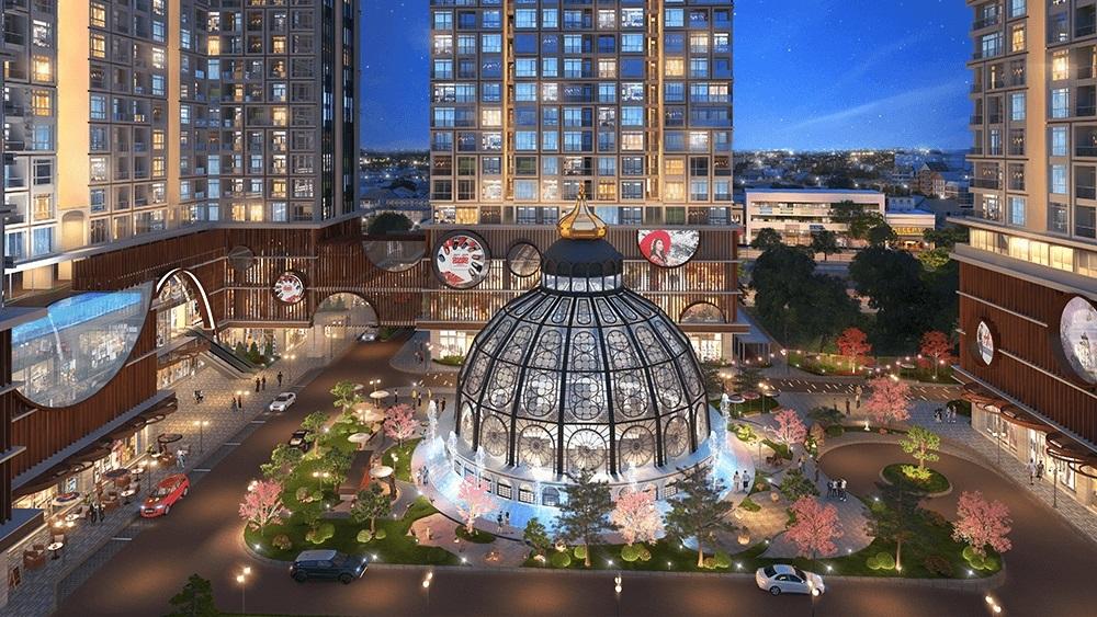 thiết kế nội thất HINODE CITY (1)